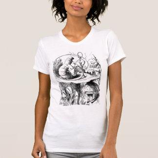 Alice meets the Caterpiller T-Shirt