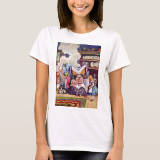 Alice Meets the Duchess and the Pic Baby T-Shirt