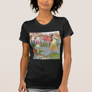 Alice Meets the Queen of Hearts, Off With Her Head T-Shirt