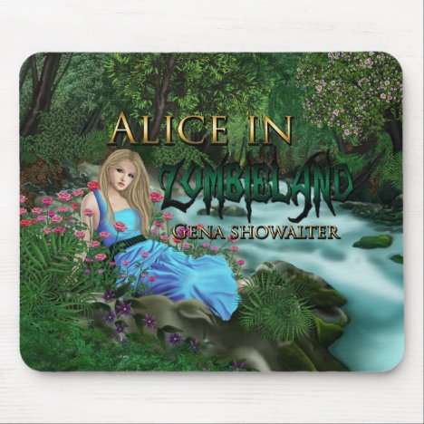 Alice mousepad