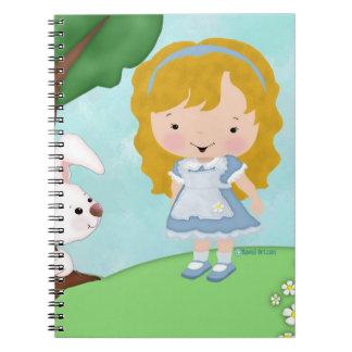 Alice Notebook