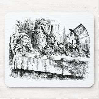 Alice of the country of wonder, No.01 Mouse Pad