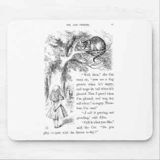 Alice of the country of wonder, No.02 Mouse Pad
