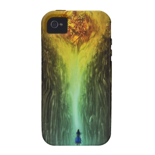 Alice Otherlands - Concept Art Case-Mate iPhone 4 Cover