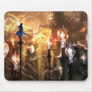 Alice Otherlands : Edisonland Mouse Pad