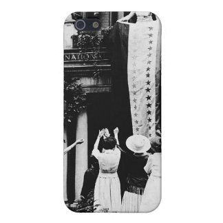 Alice Paul Suffrage Victory iPhone SE/5/5s Case