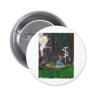 Alice Pinback Button