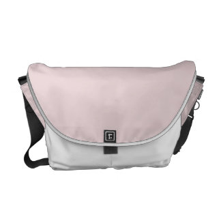Alice Pink in an English Country Garden Courier Bag