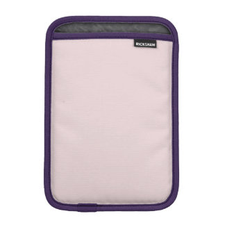 Alice Pink in an English Country Garden iPad Mini Sleeve