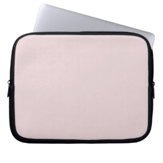 Alice Pink in an English Country Garden Laptop Computer Sleeve