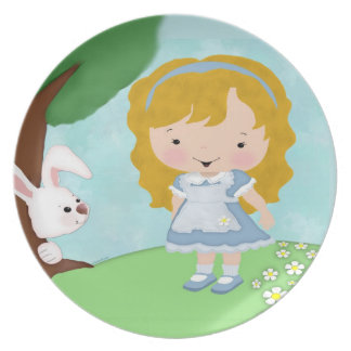 Alice  Plate
