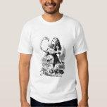 Alice Plays Croquet T Shirt