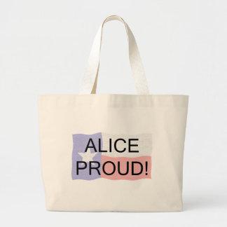 Alice Proud Bags