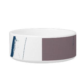 Alice Purple Pet Food Bowl