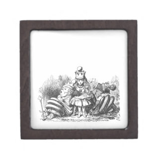 Alice Queen for a Day Keepsake Box
