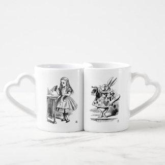 Alice & Rabbit Cup Set