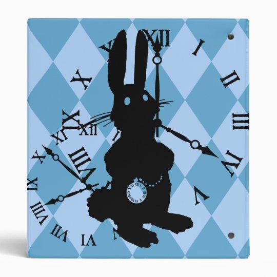 Alice Rabbit Late Binder
