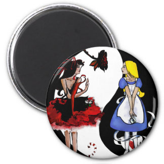 Alice Reflected Magnet