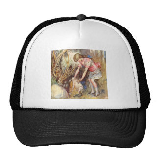 Alice Releases What She Realizes is a Pig Trucker Hat