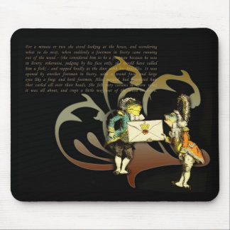 Alice 's Adventures in Wonderland Mouse Pad
