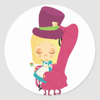 Alice sticker 1