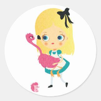 Alice sticker 2