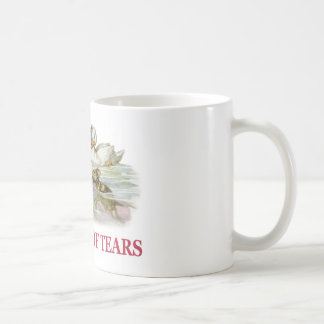 Alice Swims Through the Pool Of Tears! Coffee Mug