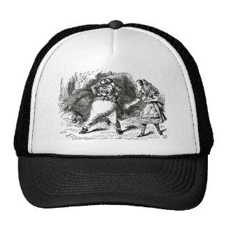 Alice & the Angry Tweedle Trucker Hat