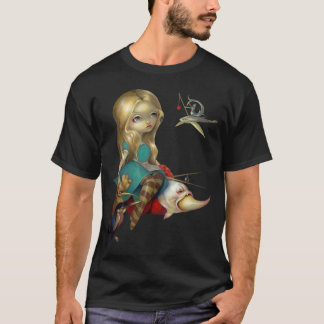 Alice & the Bosch Birds SHIRT Cutout Version