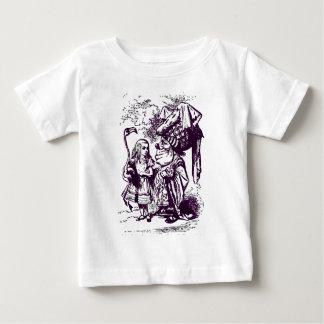 Alice & the Duchess Baby T-Shirt