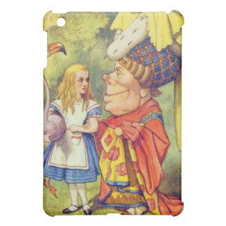 Alice & the Duchess Color Case For The iPad Mini