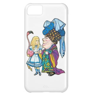 Alice & the Duchess Color Cover For iPhone 5C