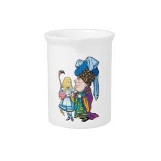 Alice & the Duchess Color Drink Pitcher