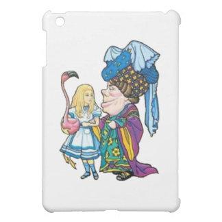 Alice & the Duchess iPad Mini Cover