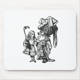 Alice & the Duchess Mouse Pad