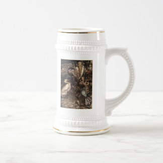 Alice & the Gathering Beer Stein