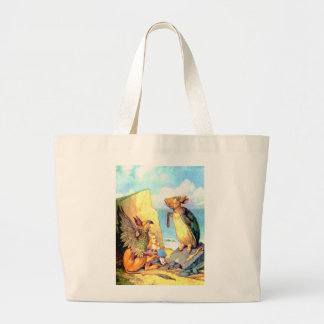 Alice the Griffin & the Mock Turtle in Wonderland Bags