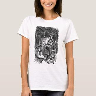 Alice & the Jabberwocky T-Shirt