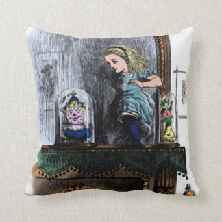 Alice & the Looking Glass American MoJo Pillows