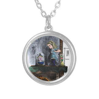 Alice & the Looking Glass Necklace