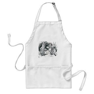 Alice & the Messenger Adult Apron