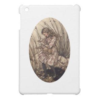 Alice & the Pig Baby iPad Mini Case