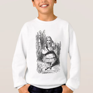 Alice & the Pig Sweatshirt