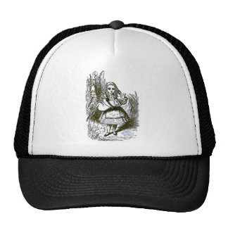 Alice & the Pig Trucker Hat