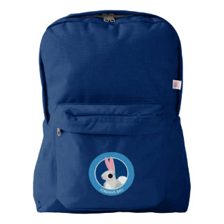 Alice the Rabbit American Apparel™ Backpack