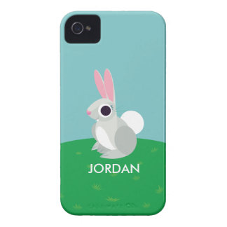 Alice the Rabbit iPhone 4 Case-Mate Case