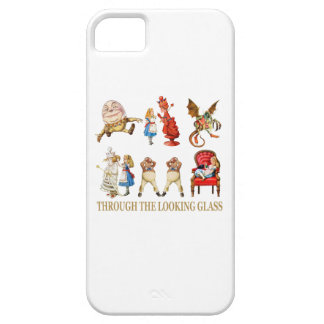 Alice Through the Looking Glass iPhone 5 Case