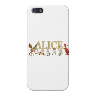 Alice Through the Looking Glass Covers For iPhone 5