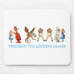 ALICE THROUGH THE LOOKING GLASS MOUSEPADS