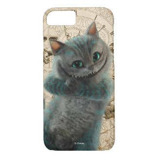 Alice Thru the Looking Glass | Cheshire Cat Grin iPhone 7 Case